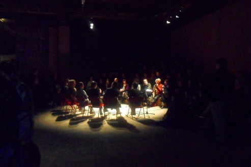 Eyebeam - Panel Discussion