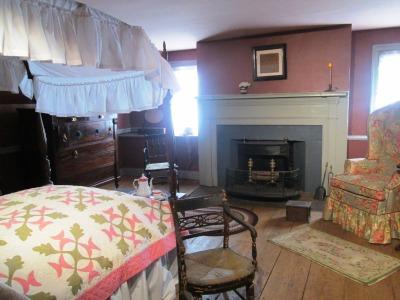Dyckman Farmhouse Sitting Room