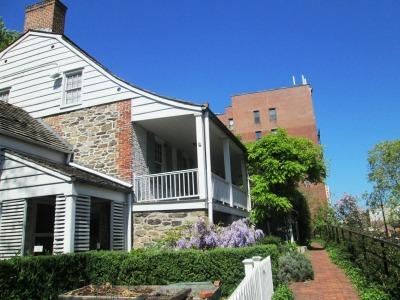 Dyckman Farmhouse Porch