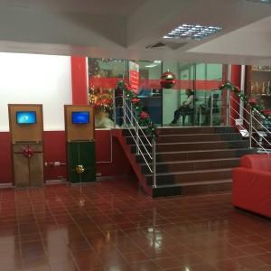 Intec lobby