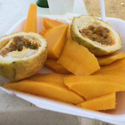 Mango and Chinola