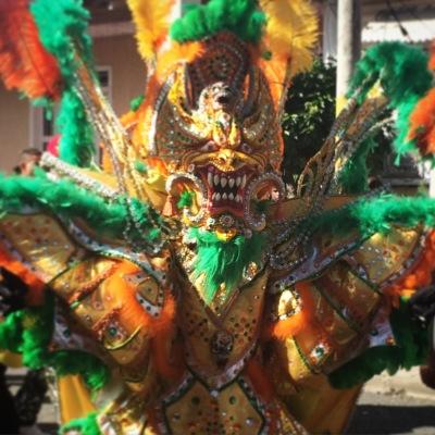 Incredible Diablo Costume