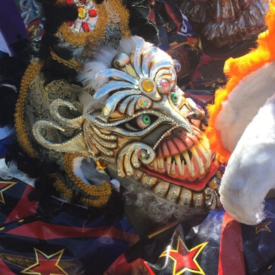 Ornate Carnaval mask