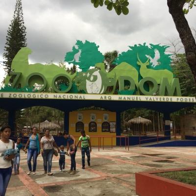 Zoologico Nacional Santo Domingo