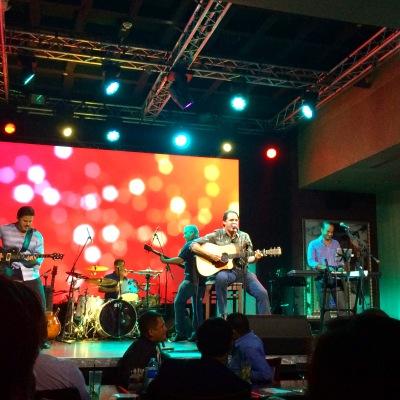 Hard Rock Cafe in Santo Domingo