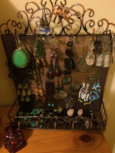 Earrings to keep