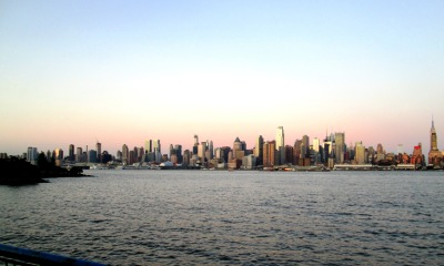New York Skyline from New Jersey