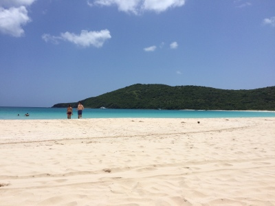Culebra, Flamenco Beach