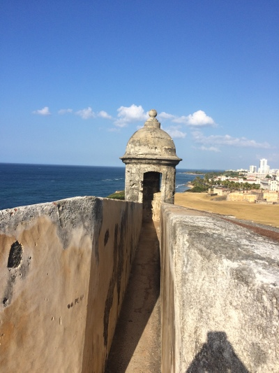 El Morro in Viejo San Juan