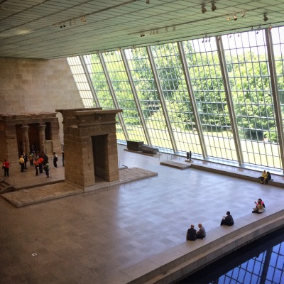 Temple of Dendur at the Metropolitan Museum