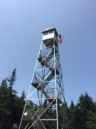 Catskills Firetower