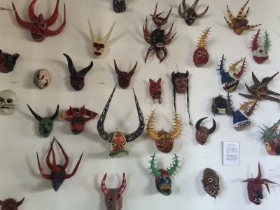 Carnaval masks