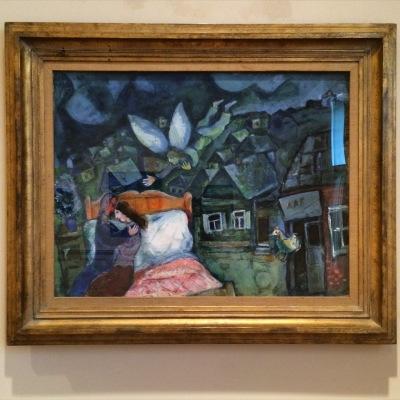 The Dream, Marc Chagall