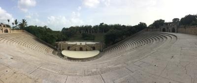 Ampitheater in Casa de Campo