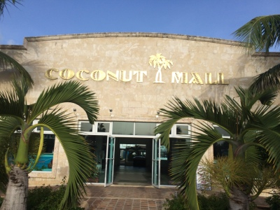 Coconut Mall in Casa de Campo