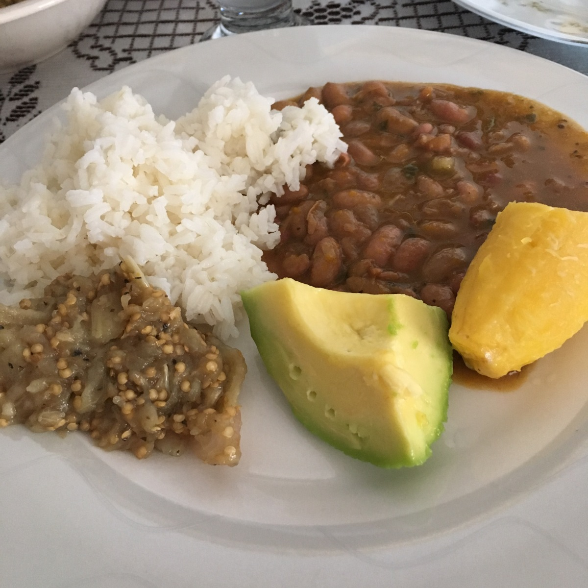 Eating my way through the Dominican Republic