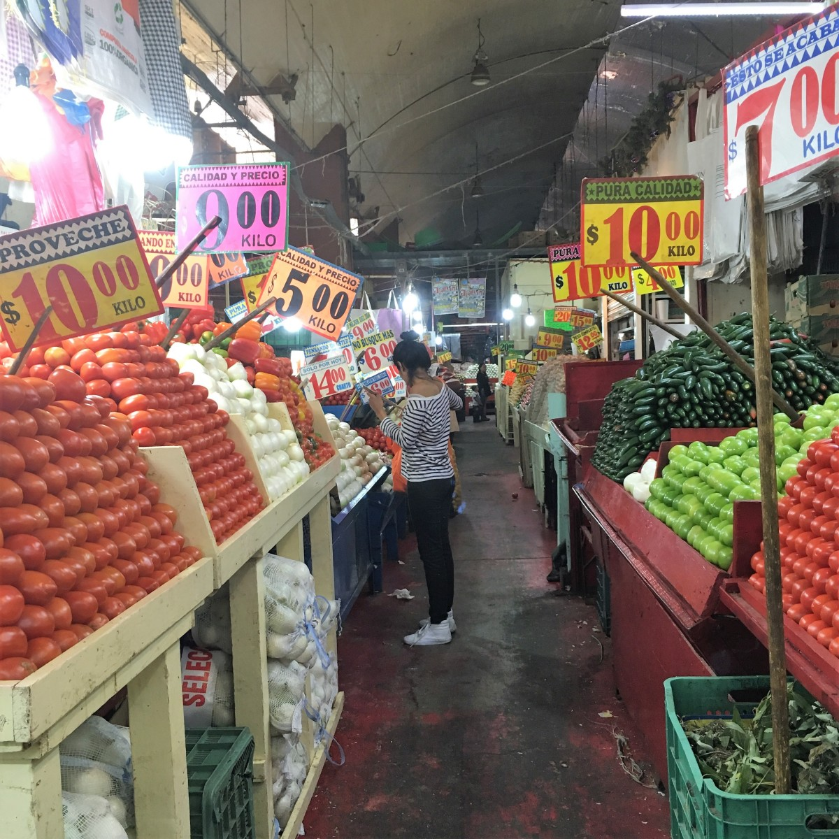 Three Tasty Mexico City Markets to Explore